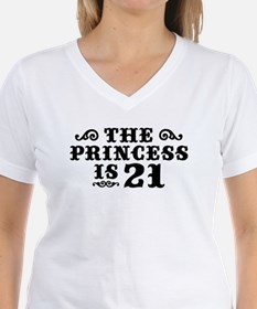 The Princess is 21 Shirt