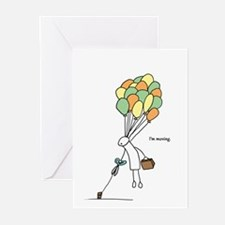I'm Moving Greeting Cards (Pk of 10)