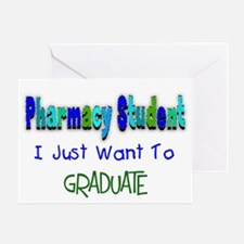 PharmD Greeting Card
