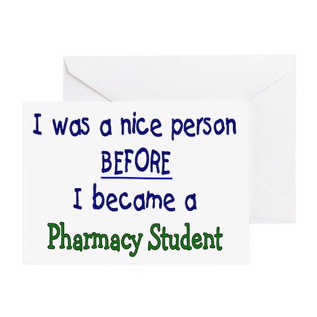 PharmD Greeting Card