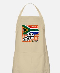 Goal! South Africa Apron