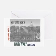 Little Italy cleveland Greeting Cards (Pk of 20)