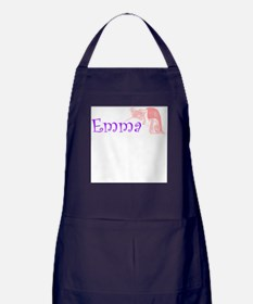 Emma (unicorn) Apron (dark)