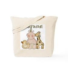 Babykins Diaper & Tote Bag