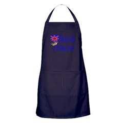 British Princess Apron (dark)