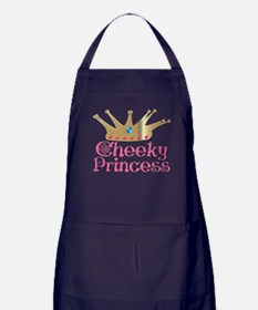 Cheeky Princess Apron (dark)