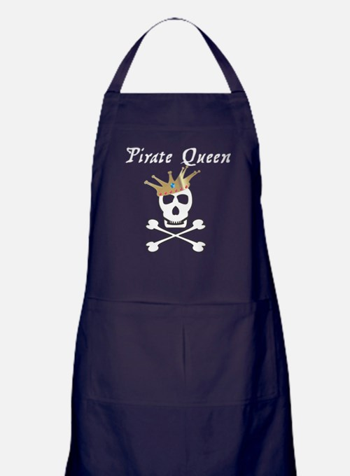 Pirate Queen Apron (dark)