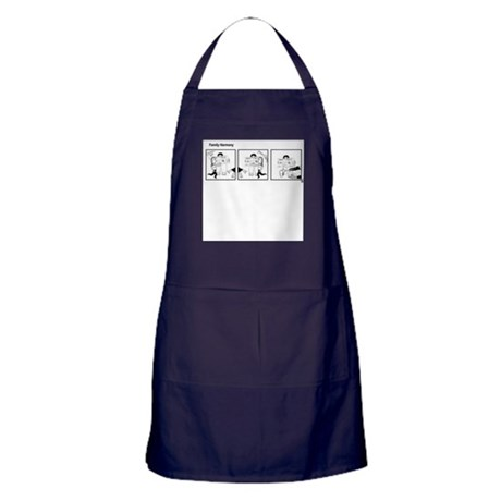 Family Harmony Apron (dark)