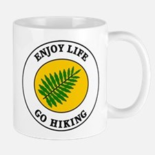 Enjoy Life Go Hiking Mug