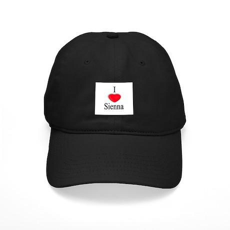 Sienna Black Cap