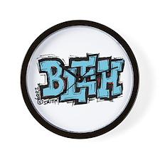 Bleh Wall Clock