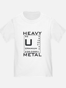 Unique Chemistry heavy metals T