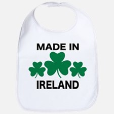 Made in Ireland Bib