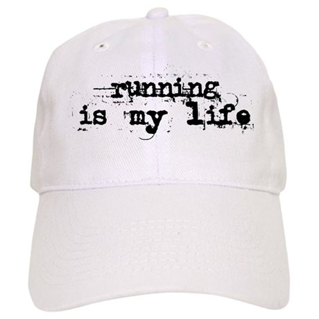 Running is my life Cap