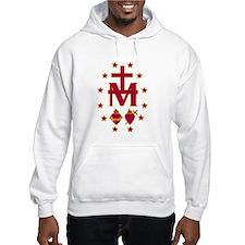 Blessed Virgin Symbolism Hoodie