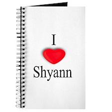 Shyann Journal