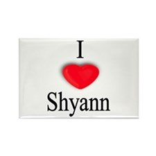 Shyann Rectangle Magnet