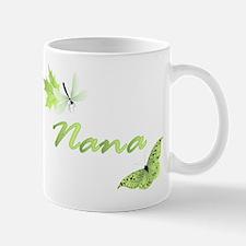 Nana Dragonfly & Butterfly Mug