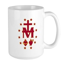 Blessed Virgin Symbolism Mug