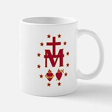 Blessed Virgin Symbolism Mug