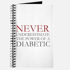Never Underestimate... Diabetic Journal