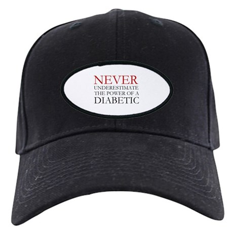 Never Underestimate... Diabetic Black Cap