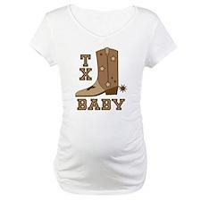 Texas Baby Shirt