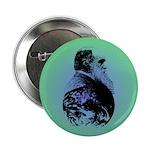 Charles Darwin Earth Evolution Button