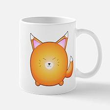 Cute Butterball Fox Foxy Mug