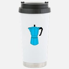 Moka Espresso Coffee Travel Mug
