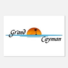 Grand Cayman Sunset Postcards (Package of 8)