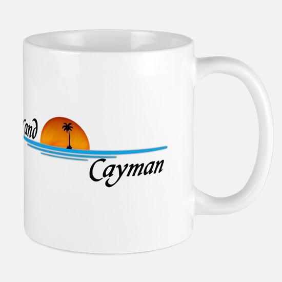 Grand Cayman Sunset Mug