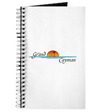Grand Cayman Sunset Journal