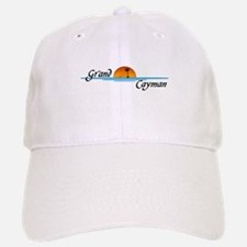 Grand Cayman Sunset Baseball Baseball Cap