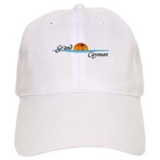 Grand Cayman Sunset Baseball Cap