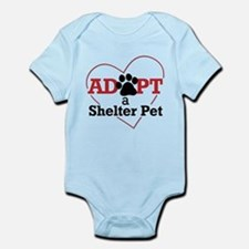 Adopt a Shelter Pet Infant Bodysuit