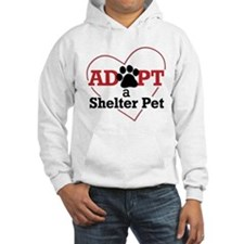 Adopt a Shelter Pet Hoodie
