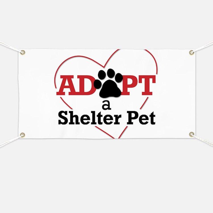 Adopt a Shelter Pet Banner