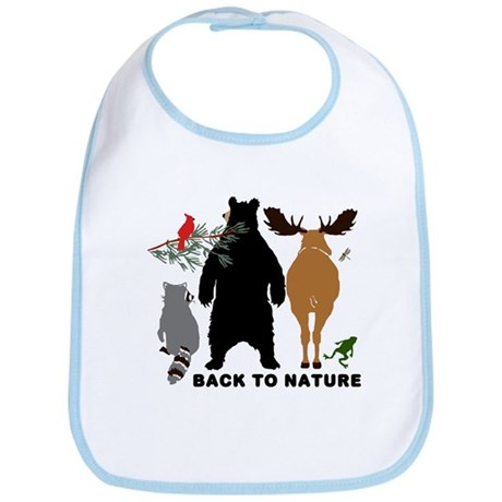 Back To Nature Bib