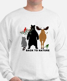 Back To Nature Sweater