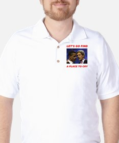 THEY'LL CRY IN NOVEMBER! - T-Shirt