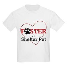 Foster a Pet T-Shirt