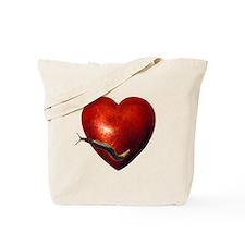 Love Slug Tote Bag