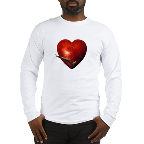 Love Slug Long Sleeve T-Shirt