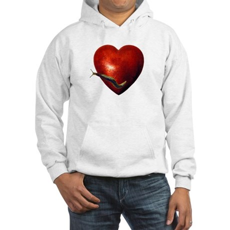 Love Slug Hooded Sweatshirt