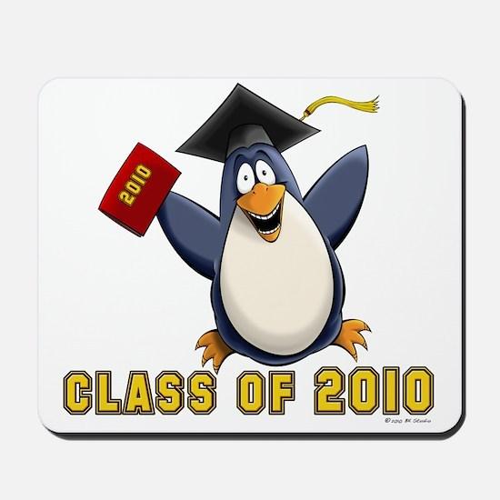 Penguin Graduate Mousepad
