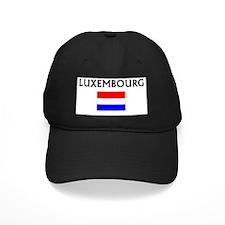 Cute Luxembourger map Baseball Hat