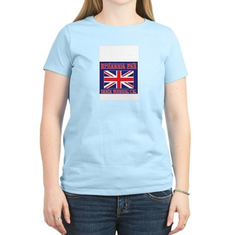 britannia pub Women's Light T-Shirt