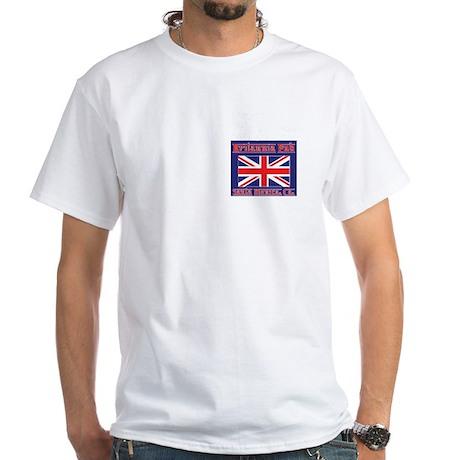 Britannia Pub White T-Shirt