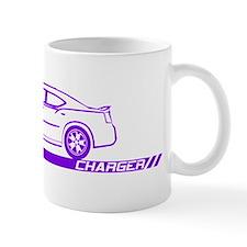 2005-10 Charger Purple Car Mug